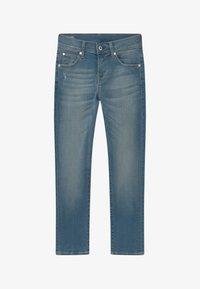 G-Star - 3301 - Slim fit jeans - stone blue denim - 2