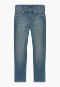 G-Star - 3301 - Slim fit jeans - stone blue denim - 0