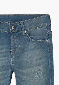 G-Star - 3301 - Slim fit jeans - stone blue denim - 3