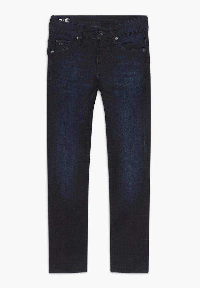 3301 - Vaqueros slim fit - blue denim