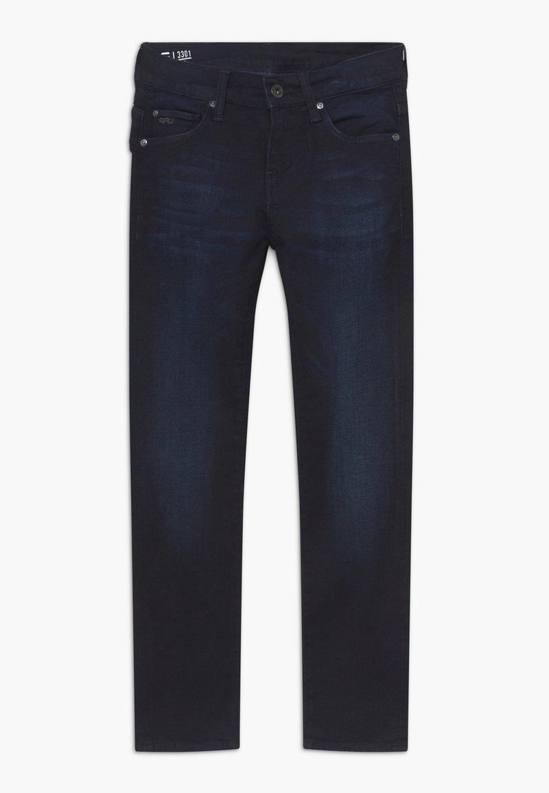 G-Star - 3301 - Jean slim - blue denim