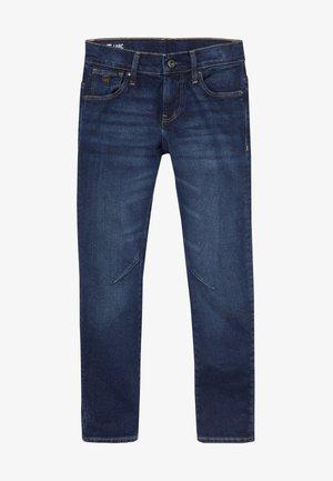 ELWOOD SLIM - Slim fit jeans - mid denim