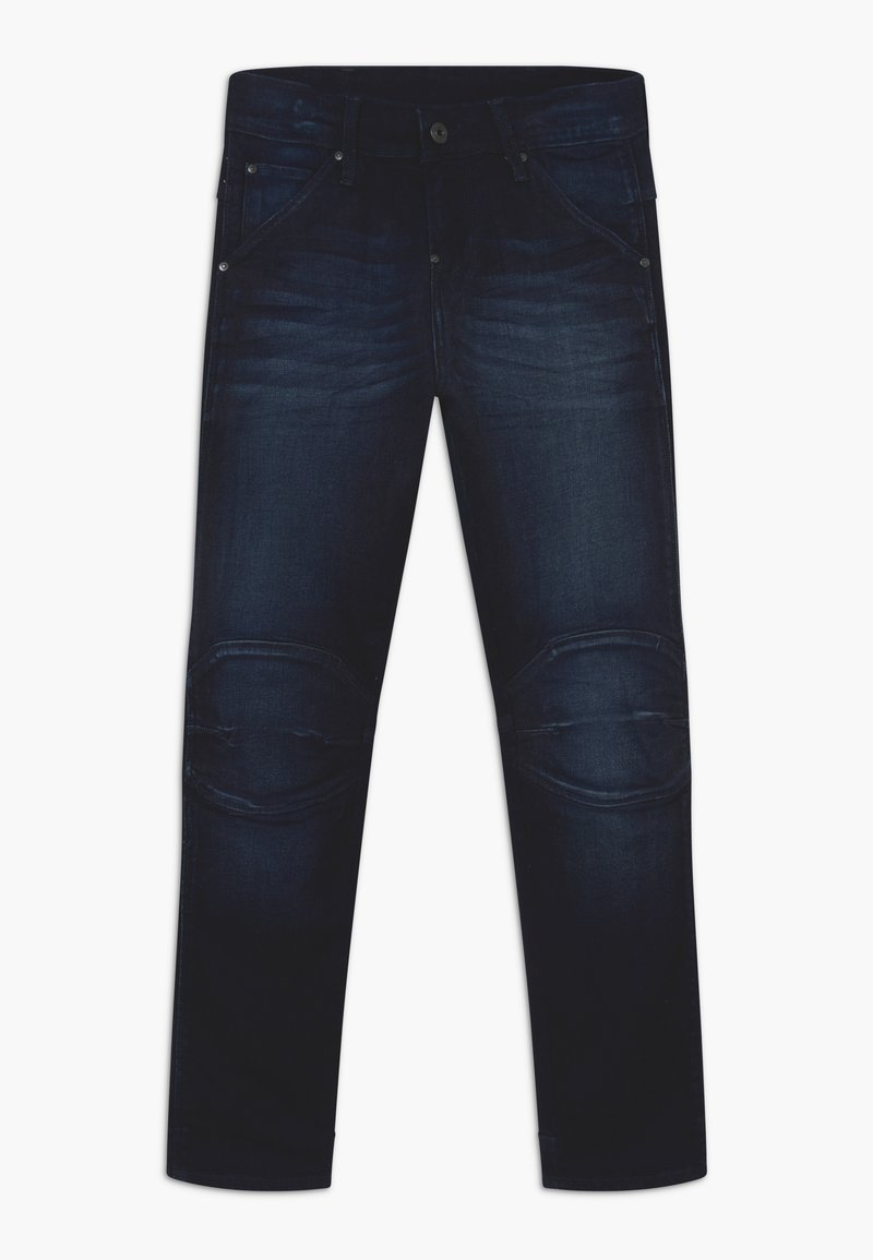 G-Star - ELWOOD 5622 - Jean slim - blue denim