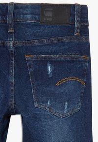 G-Star - 3301 JEAN TAPERED - Slim fit jeans - denim - 4