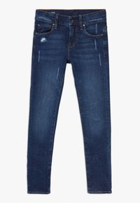 G-Star - 3301 JEAN TAPERED - Slim fit jeans - denim - 0