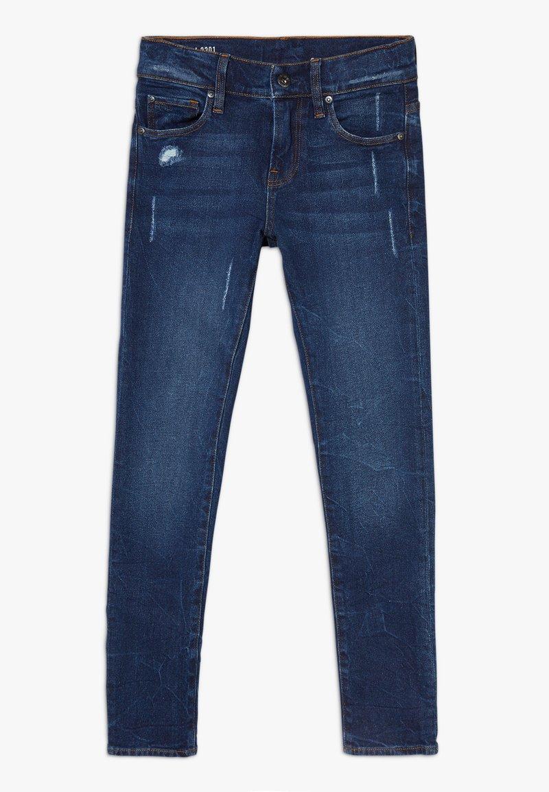 G-Star - 3301 JEAN TAPERED - Slim fit jeans - denim