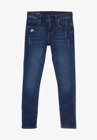 G-Star - 3301 JEAN TAPERED - Slim fit jeans - denim - 3