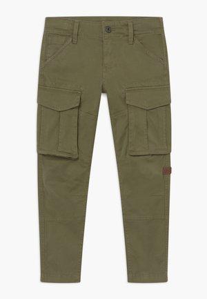 PANT ROVIC - Cargo trousers - khaki
