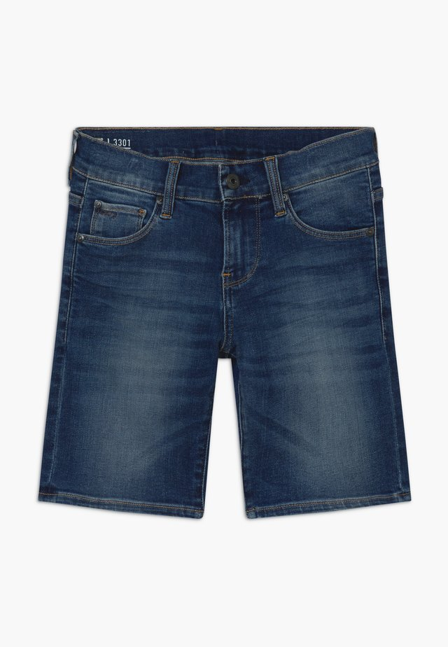 33001 BERMUDA - Shorts vaqueros - denim