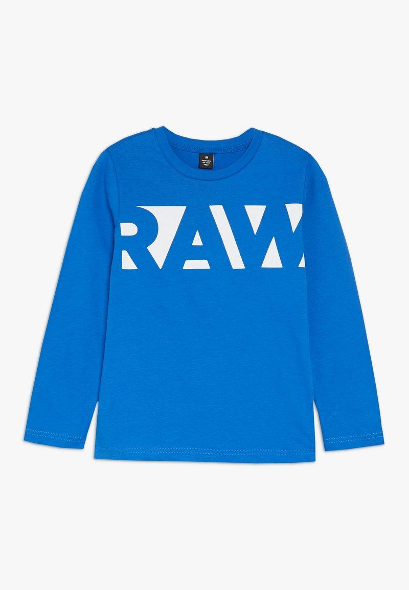 G-Star - LS TEE - Långärmad tröja - royal blue