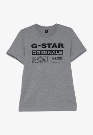 TEE - T-shirt z nadrukiem - china grey