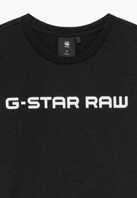 G-Star - Camiseta estampada - black - 3