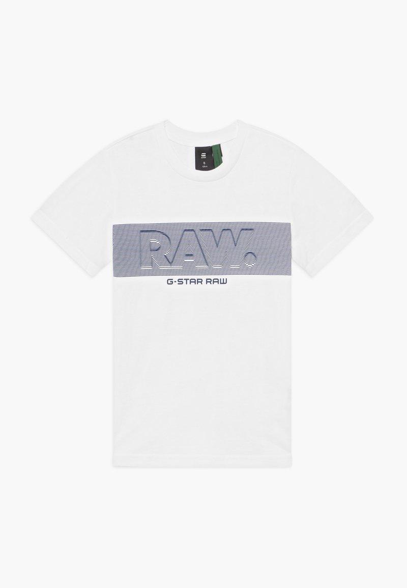 G-Star - T-shirt imprimé - white