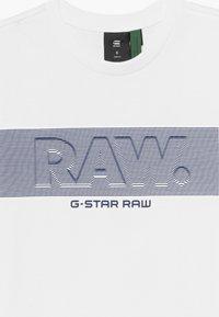 G-Star - T-shirt imprimé - white - 3