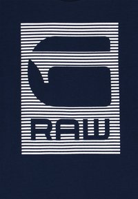 G-Star - T-shirt print - blue - 3
