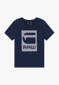 G-Star - T-shirt print - blue - 0