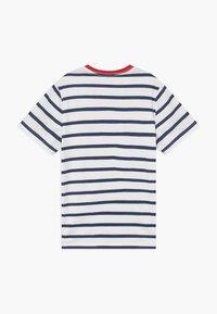 G-Star - T-shirt print - blue/red/white - 1