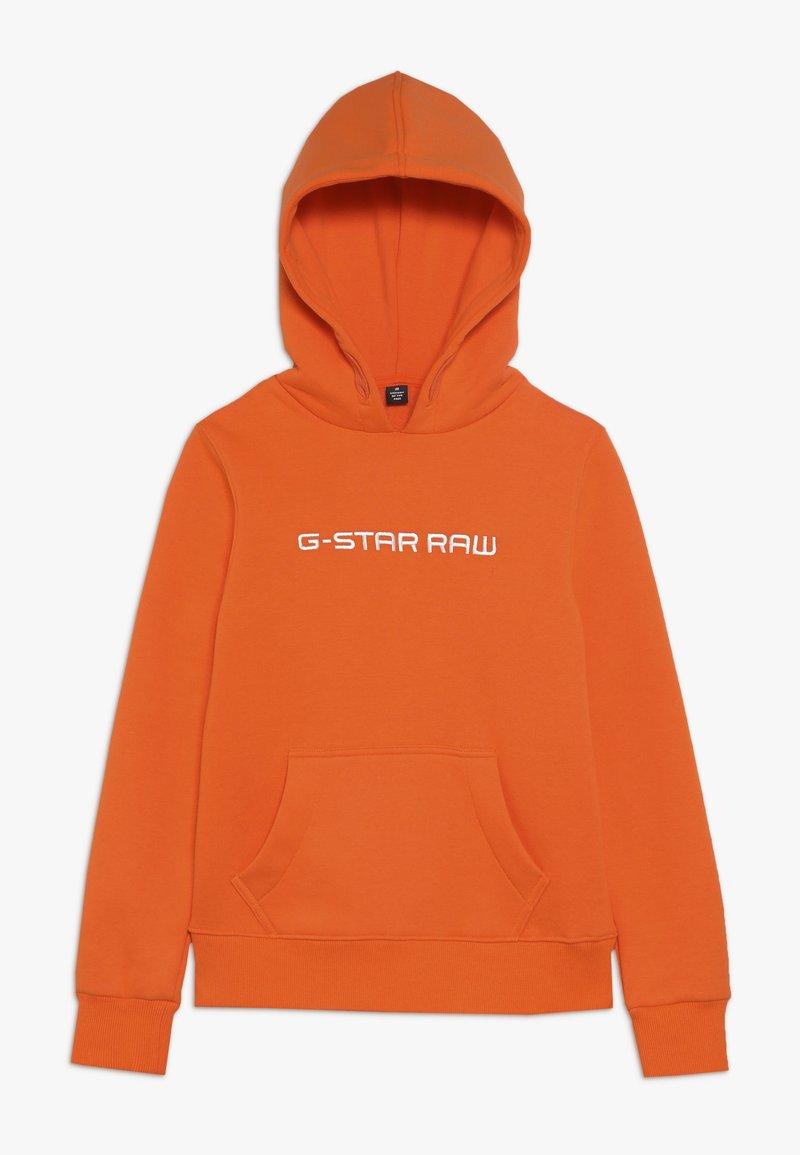 G-Star - SWEAT - Hættetrøjer - orange