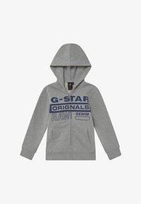 G-Star - Zip-up hoodie - grey - 2