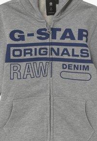 G-Star - Zip-up hoodie - grey - 3