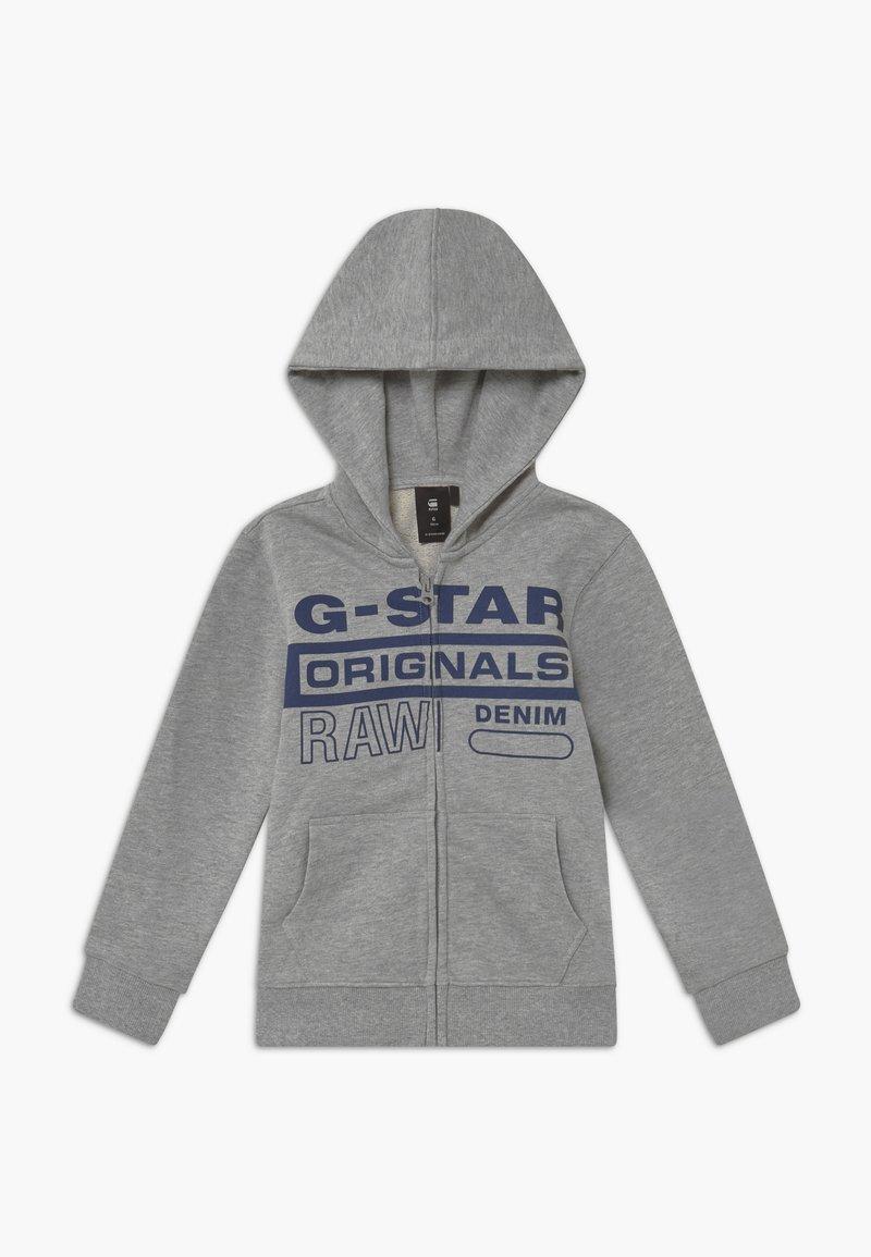 G-Star - Zip-up hoodie - grey