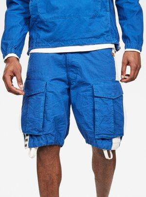 ROVIC MOTO RELAXED - Short de sport - blue