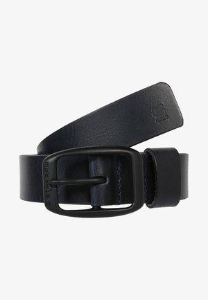 BRYN BELT WMN - Belt - mazarine blue/black