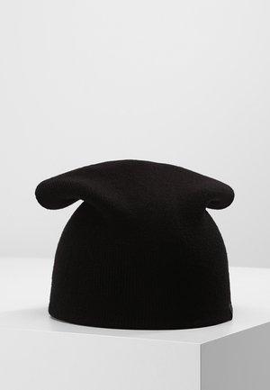 EFFO LONG BEANIE - Muts - black