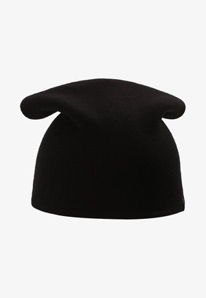 EFFO LONG BEANIE - Bonnet - black