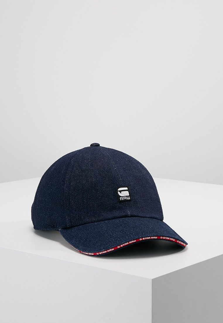 G-Star - AVERNUS BASEBALL CAP - Cap - raw denim
