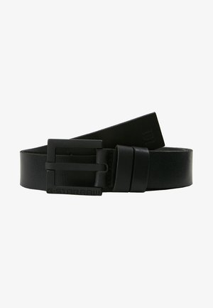 DUKO BELT - Skärp - black