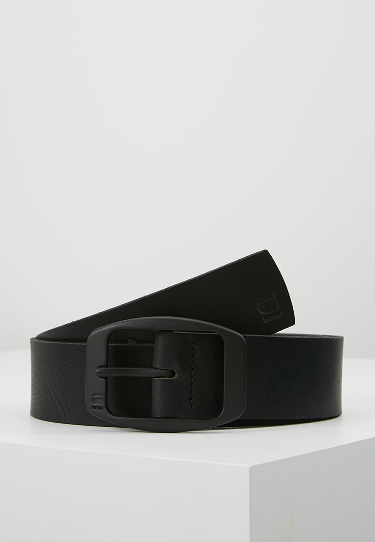 G-Star - LADD BELT - Skärp - black
