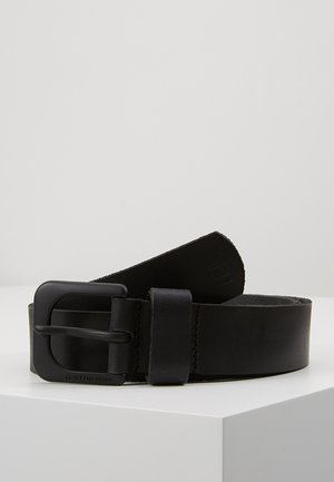 ZED BELT - Skärp - black