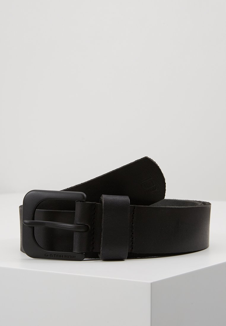 G-Star - ZED BELT - Pásek - black