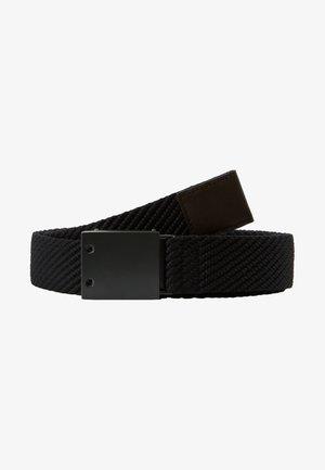 XEMY  - Cinturón - black/asfalt
