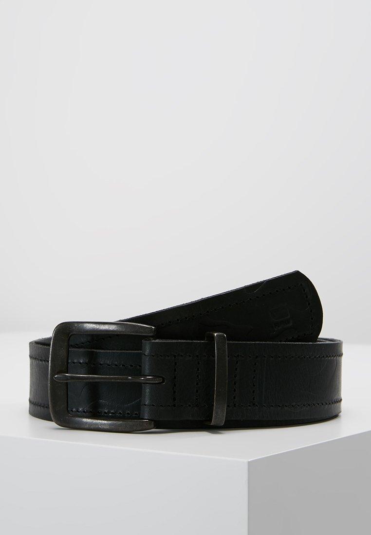 G-Star - DREGO DEBOSS BELT - Cinturón - black
