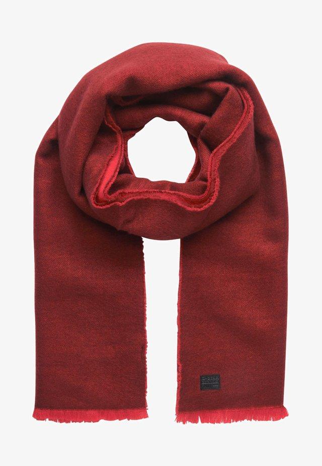 ORIGINALS EFFO - Sjaal - acid red/burned red