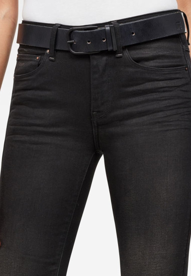 G-Star - CARLEY  - Belt - mazarine blue/black