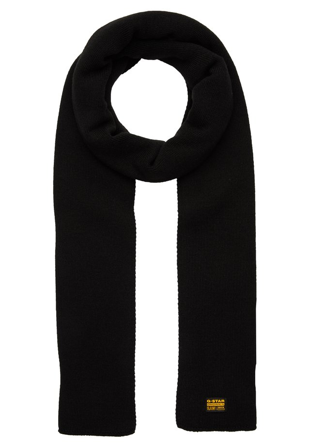 EFFO SCARF - Schal - black