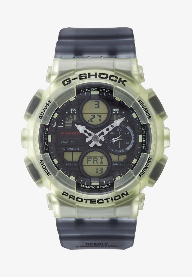 GMA-S140MC - Digitalklocka - schwarz