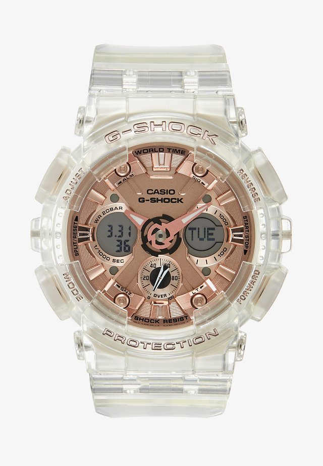 GMA-S120SR-7AER - Digitaluhr - rosa