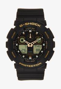 G-shock - Digitální hodinky - schwarz/gold-coloured - 1