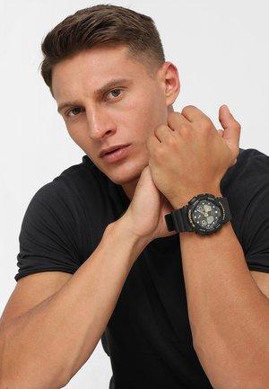Digitaal horloge - schwarz/gold-coloured