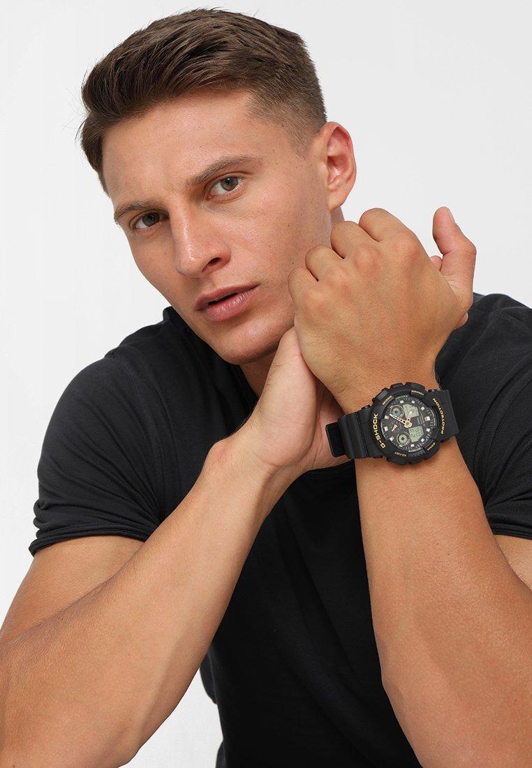 G-shock - Digitální hodinky - schwarz/gold-coloured