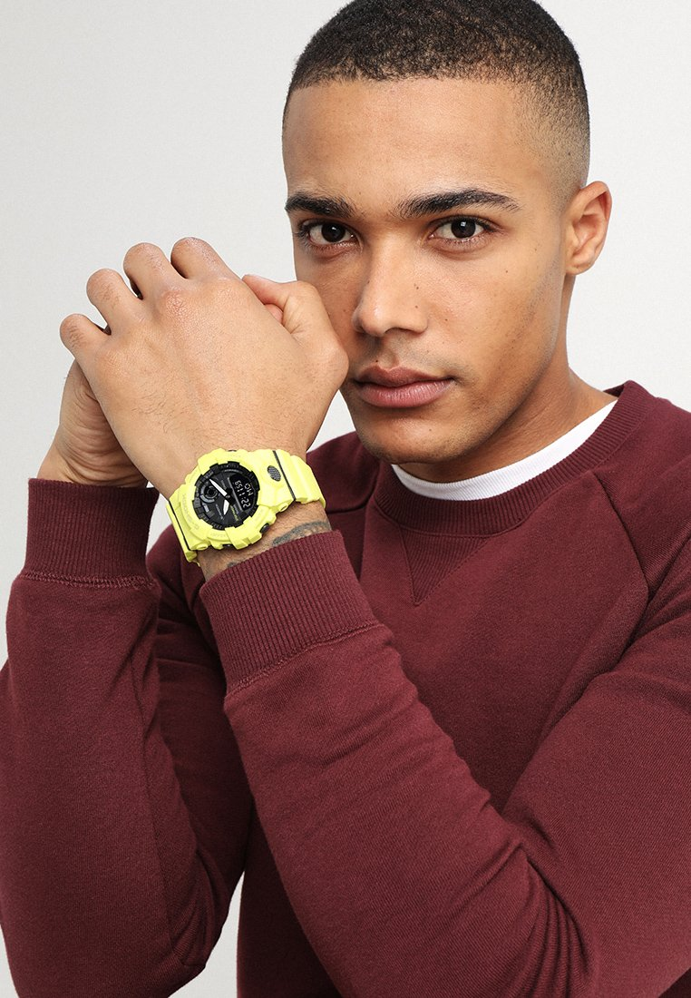 G-SHOCK - Smartwatch - neon yellow