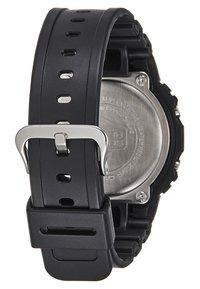 G-SHOCK - Digital watch - black/silver-coloured - 2
