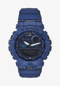 G-SHOCK - GBA-800 - Digitální hodinky - dark blue - 1