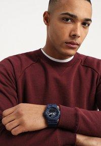 G-SHOCK - GBA-800 - Digitální hodinky - dark blue - 0