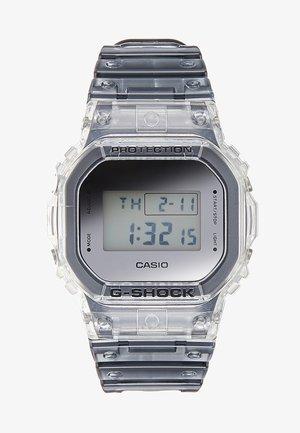 DW-5600SK-1ER - Digitalklokke - clear