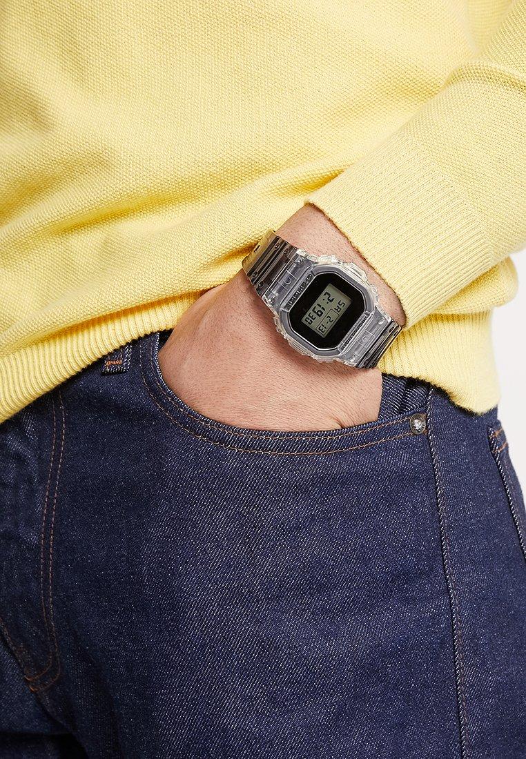 G-shock - DW-5600SK-1ER - Digital watch - clear